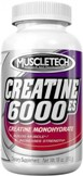 MuscleTech - Creatine 6000-ES,   510g