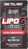 Nutrex - Lipo-6 Black Ultra Concentrate,   60capsules