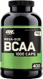!!! ON - BCAA 1000,  400 Capsules