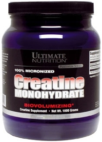 Ultimate - Creatine Monohydrate, 1000g